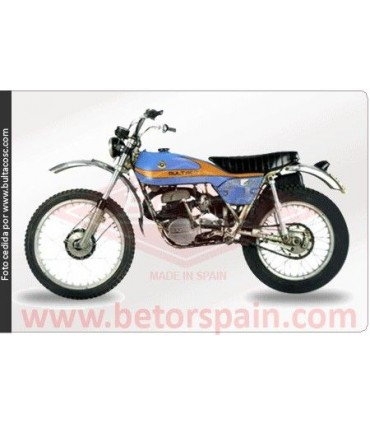 Bultaco Alpina 350 Model 138