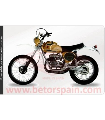 Bultaco Frontera GM 370