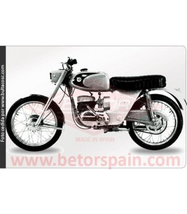 Bultaco Junior 125 GT2