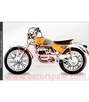 Bultaco Lobito MK8 75