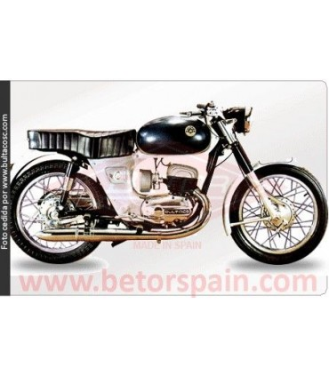Bultaco Mercurio 155 Model 22