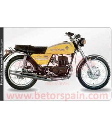 Bultaco Metralla GTS Radios