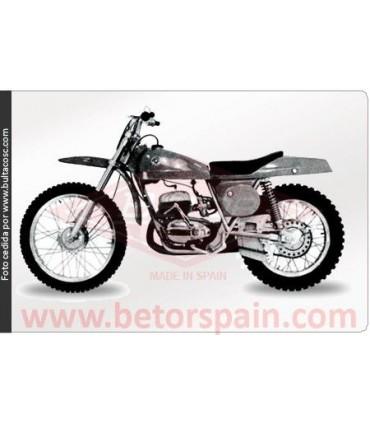 Bultaco Pursang MK3