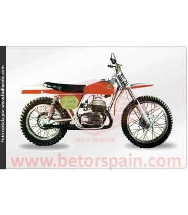 Bultaco Pursang MK4