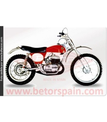 Bultaco Pursang MK5 125