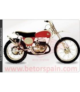 Bultaco Pursang MK6 250