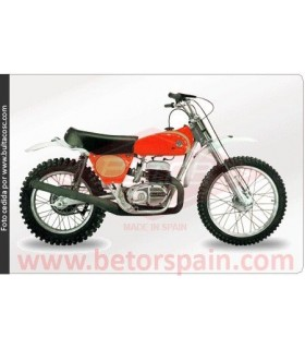 Bultaco Pursang MK7 360