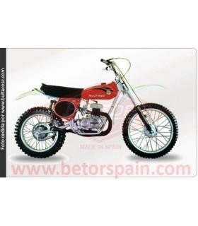 Bultaco Pursang MK9 125