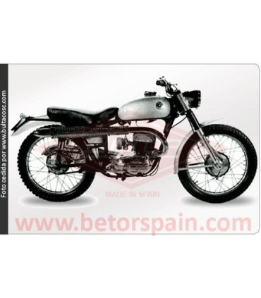 Bultaco Sherpa N