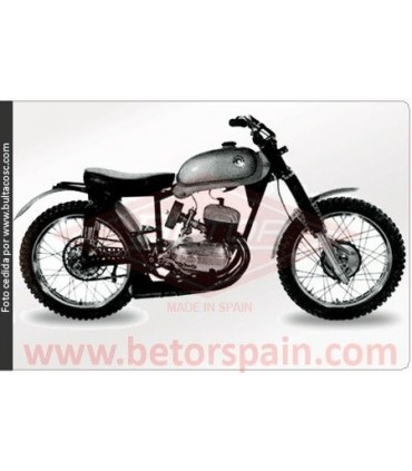 Bultaco Sherpa S 125