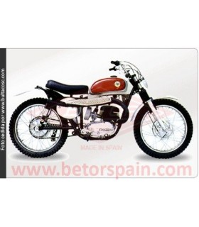 Bultaco Sherpa S 200