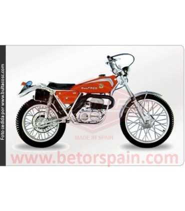 Bultaco Sherpa T 125 Modello 156-158-159