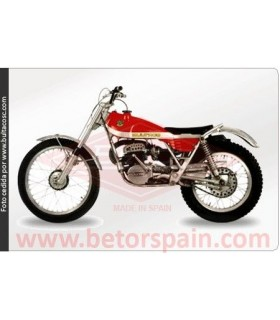 Bultaco Sherpa T 250 Model 91-92