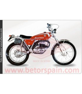 Bultaco Sherpa T 250 Model 156-158-159