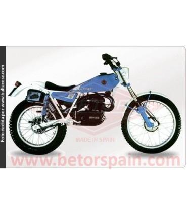 Bultaco Sherpa T 350 Model 199B