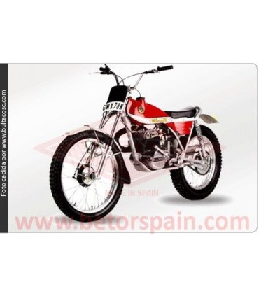 Bultaco Sherpa T 350 Model 156-158-159