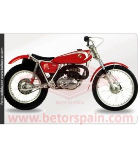 Bultaco Sherpa T 350 Model 183