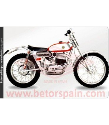 Bultaco Sherpa T Model 27