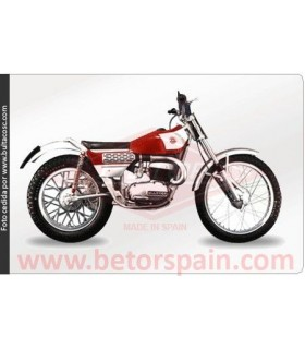 Bultaco Sherpa T Model 49