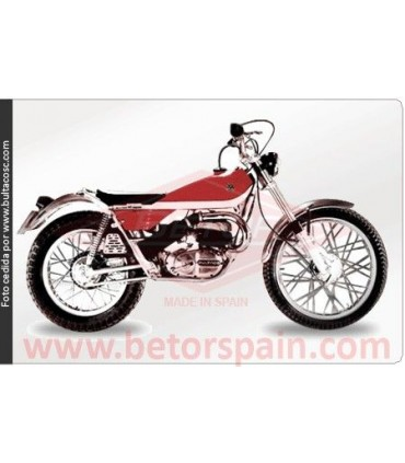 Bultaco Sherpa T Model 80