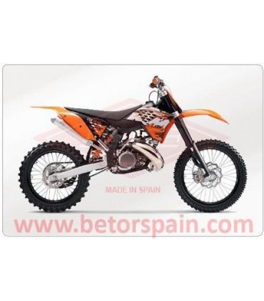 Cagiva SX250 - 350