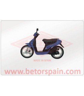 DERBI EASY 50, RIEJU FIRST GAS MOTOR PIAGGIO