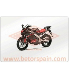 Derbi GPR 50 R / Aprilia RS 50 97-99 Red