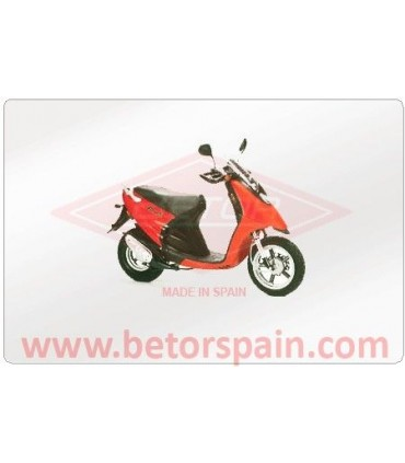 Derbi Hunter 50 Parallel Bottle