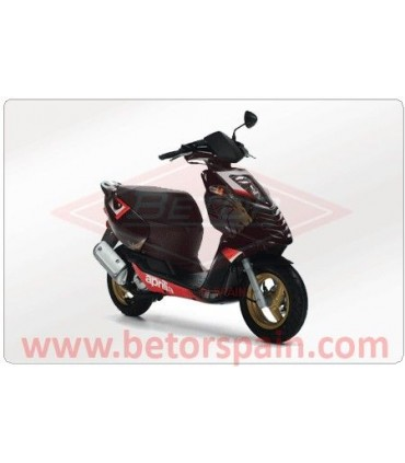 Aprilia Sonic 50 / GP Parallel Bottle Red