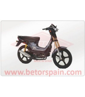 Derbi Variant Revolution Gas