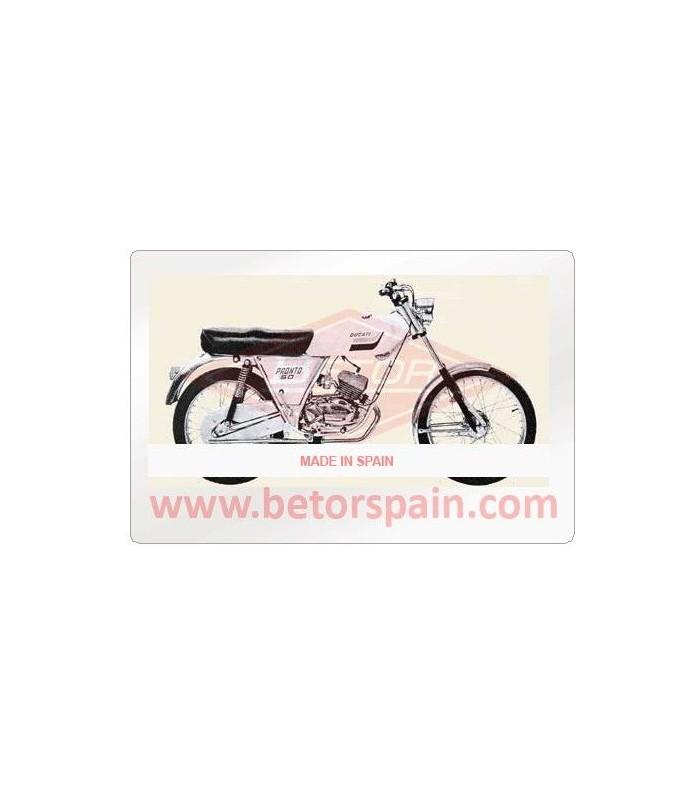 Ducati 50 Pronto