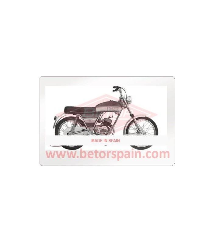 Ducati 50 Turismo