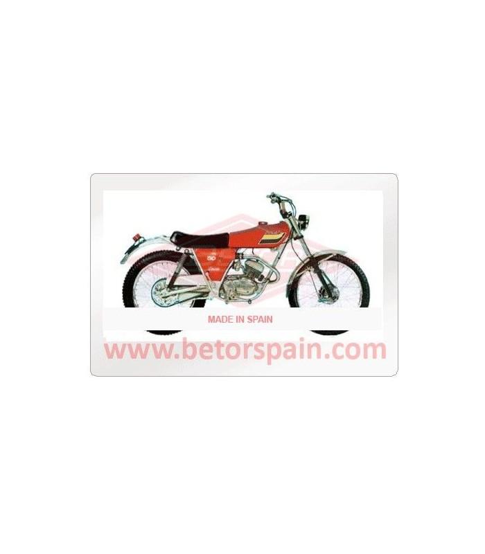 Ducati Senda TT P