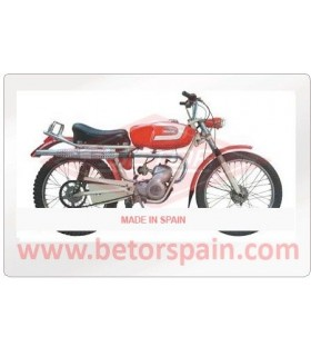 Ducati TT 50