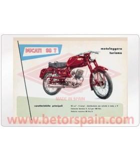 Ducati 98T 1952