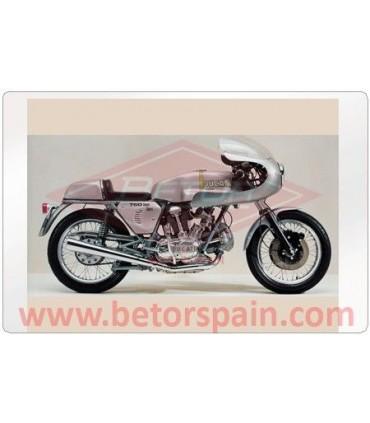 Ducati 750 SS 1970