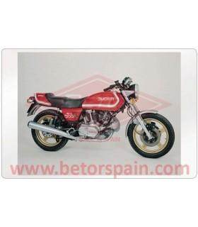 Ducati 900 SuperSport 1970
