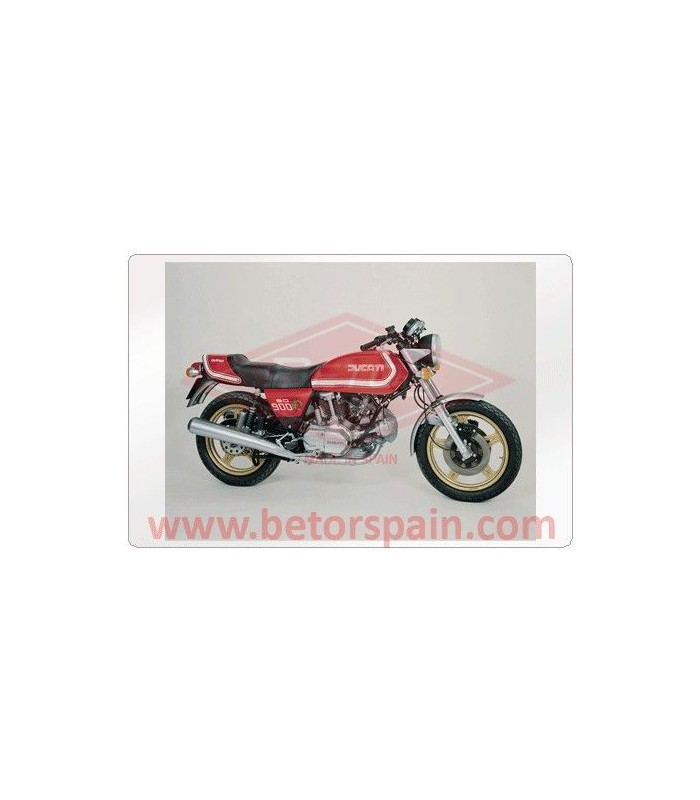 Ducati 900 SuperSport 1970