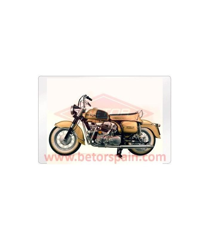 Ducati Apollo 1963