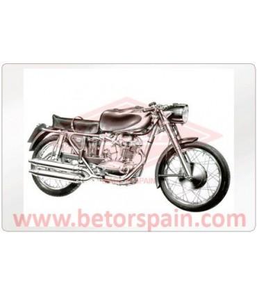 Ducati Elite 200 1950