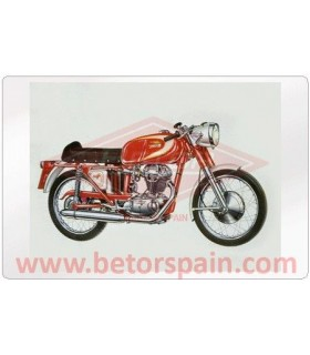 Ducati Mach 1 1960