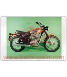 Ducati Scrambler 1960