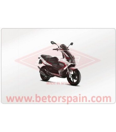 Gilera Runner / Stalket Gas Red