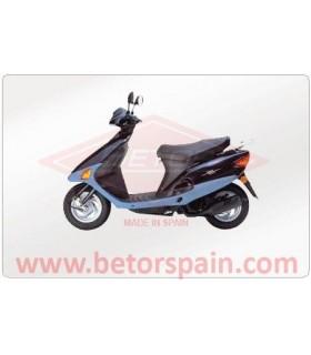 Honda Bali 50 - 100 Gas