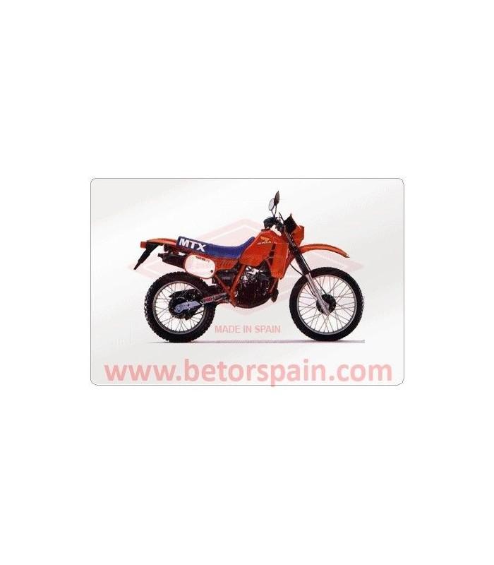 HONDA MTX 125 , 200