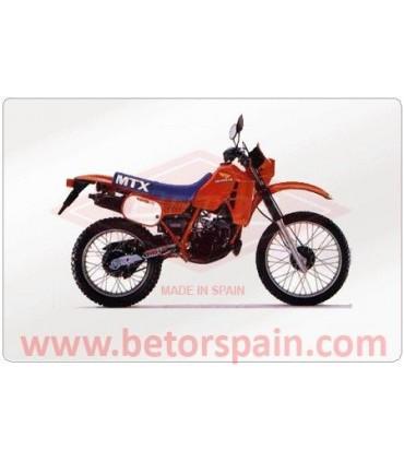 Honda MTX 125 - 200