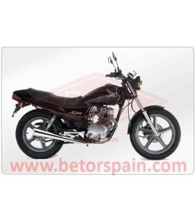 Honda CB 250 / XBR 500 S / Kawasaki 320mm