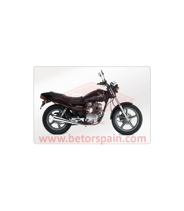 HONDA CB 250, XBR500S , KAWASAKI 320MM