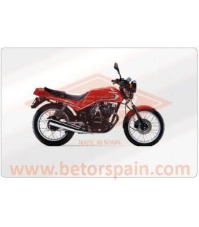 Honda CB 250 RS / CB 400