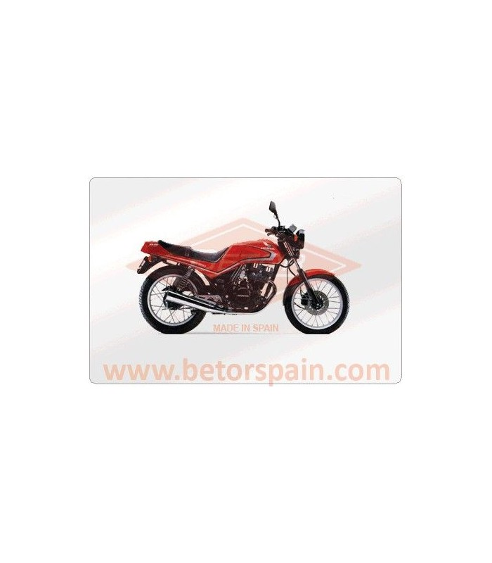 HONDA CB250RS , CB400